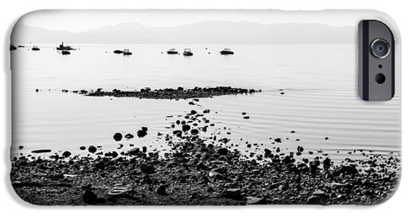 Rocky Beach IPhone Case by Chad Dutson