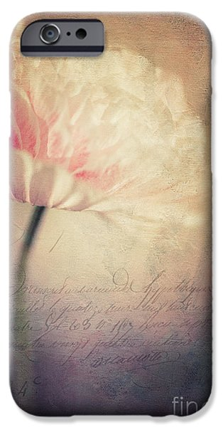 Romance IPhone Case by Priska Wettstein