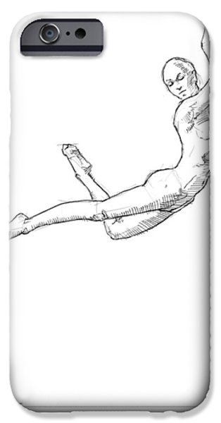 Rope IPhone Case by H James Hoff
