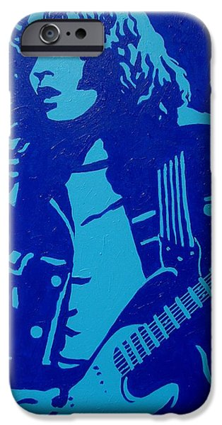 Rory Gallagher IPhone Case by John  Nolan