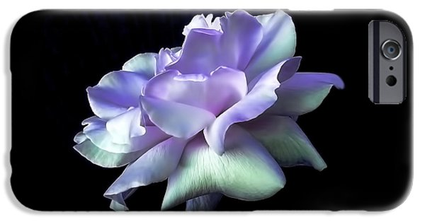 Rose Awakening Floral IPhone Case by Jennie Marie Schell