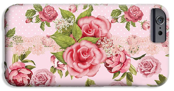 Rose Elegance IPhone 6s Case by Debra  Miller