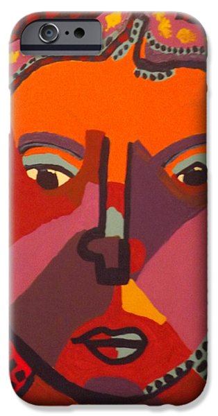 Royal Buddha IPhone Case by Don Koester