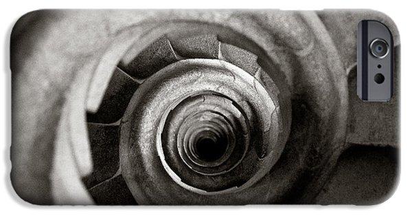 Sagrada Familia Steps IPhone 6s Case by Dave Bowman