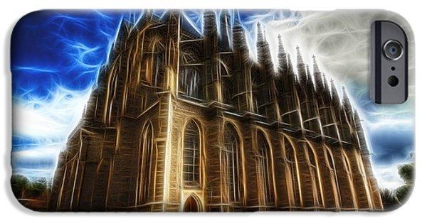 Saint Barbara Church Kutna Hora IPhone Case by Michal Boubin