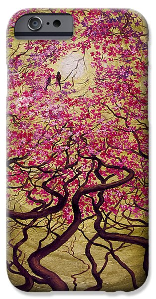 Sakura IPhone Case by Vrindavan Das