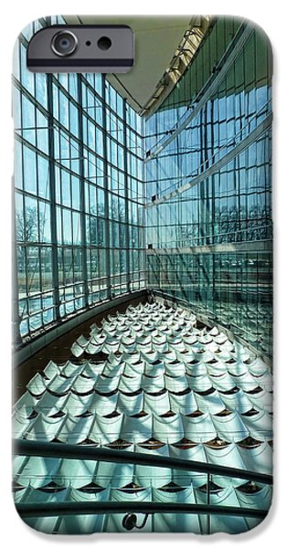 Salt Lake City Library IPhone Case by Ely Arsha