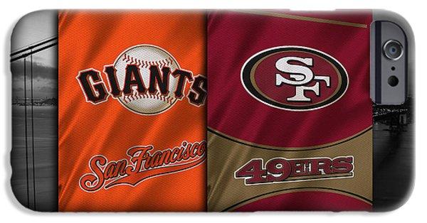 San Francisco Sports Teams IPhone 6s Case by Joe Hamilton