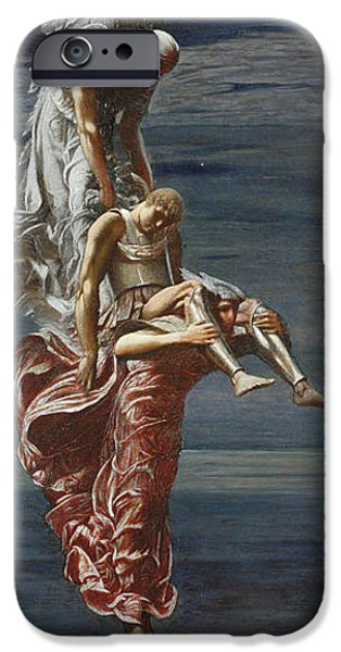 Sarpedon IPhone Case by Sir William Blake