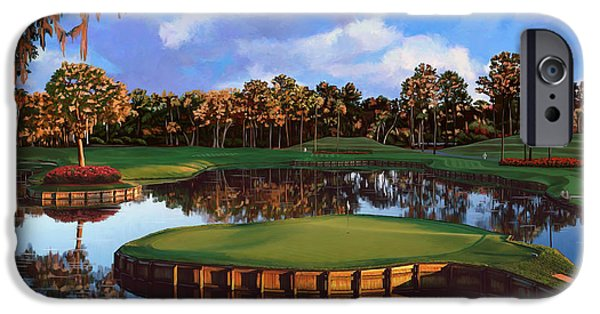 Sawgrass 17th Hole IPhone 6s Case by Tim Gilliland