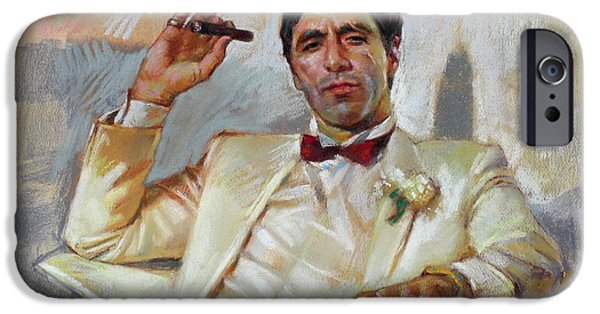 Scarface IPhone 6s Case by Ylli Haruni
