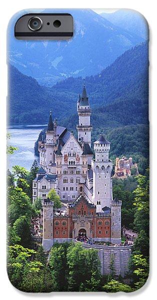 Schloss Neuschwanstein IPhone 6s Case by Timm Chapman