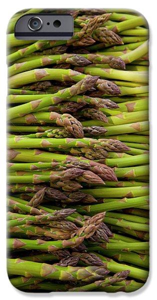 Scotts Asparagus Farm, Marlborough IPhone 6s Case by Douglas Peebles