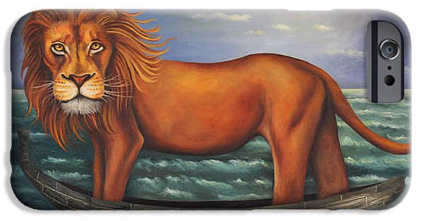 Sea Lion Softer Image IPhone Case by Leah Saulnier The Painting Maniac