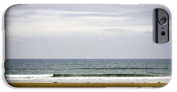 Seascape IPhone Case by Frank Tschakert