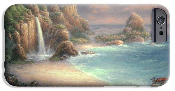 Secret Place IPhone Case by Chuck Pinson