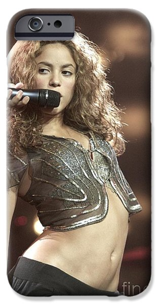 Shakira IPhone 6s Case by Concert Photos