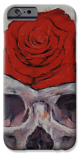 Shipwreck IPhone Case by Michael Creese