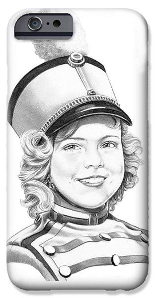 Shirley Temple IPhone 6s Case by Murphy Elliott