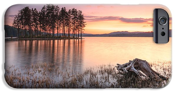 Shiroka Polyana Lake  IPhone Case by Evgeni Dinev