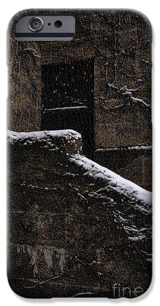 Side Door IPhone Case by Jasna Buncic