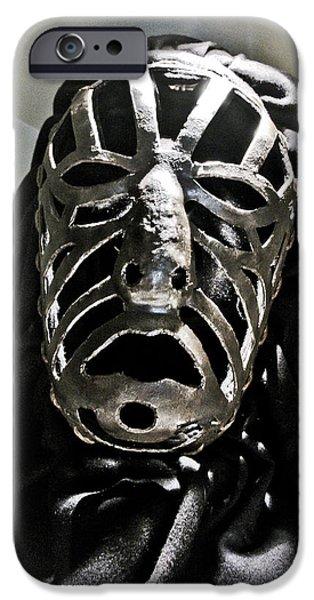 Siena Torture Mask IPhone Case by Robert Ponzoni