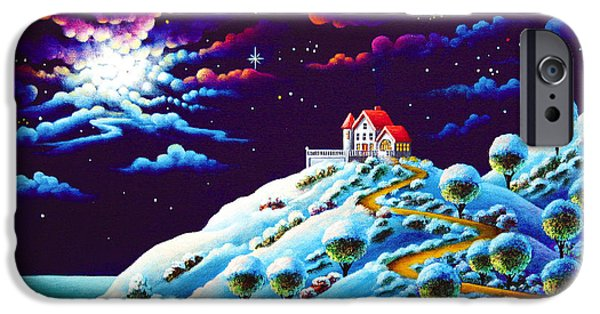 Silent Night 9 IPhone Case by Andy Russell