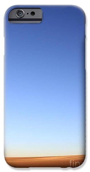 Simple Landscape #1 IPhone Case by Pixel Chimp