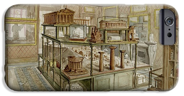 Sir John Soane's Museum IPhone Case by British Library
