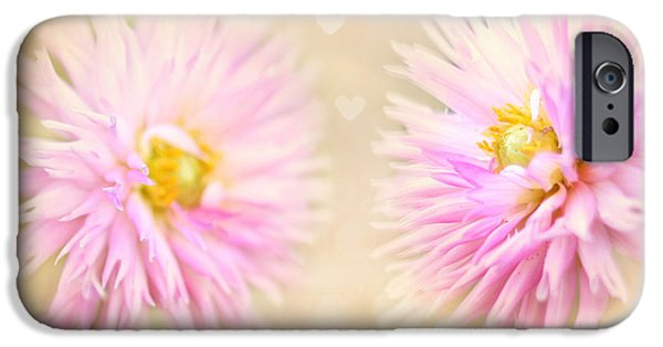 Sisters IPhone Case by Amy Tyler
