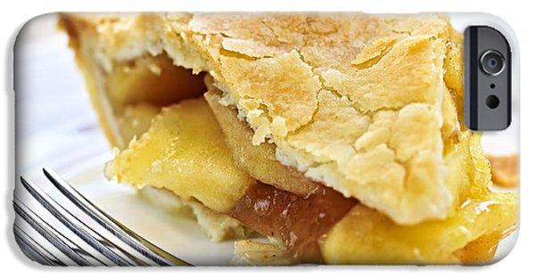 Slice Of Apple Pie IPhone Case by Elena Elisseeva