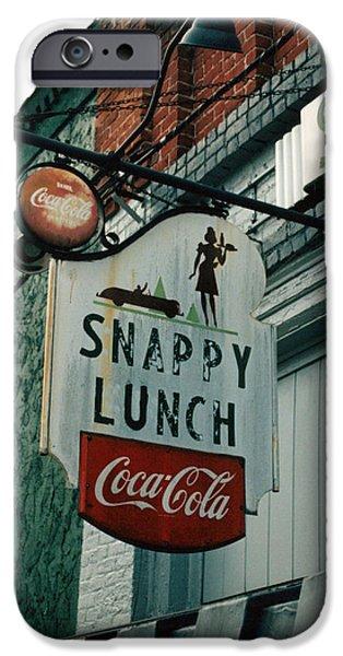 Snappy's IPhone Case by Steve Godleski