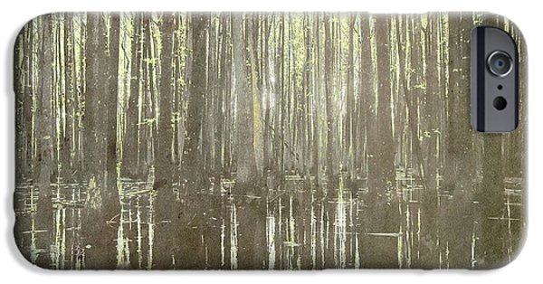 Southern Swamp IPhone Case by Brett Pfister