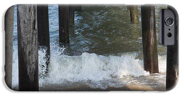 Splash IPhone Case by Kay Pickens