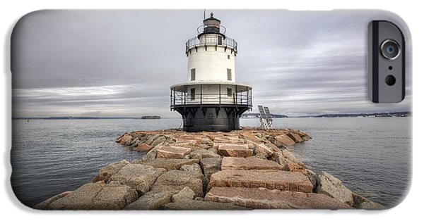 Spring Point Ledge IPhone Case by Eric Gendron