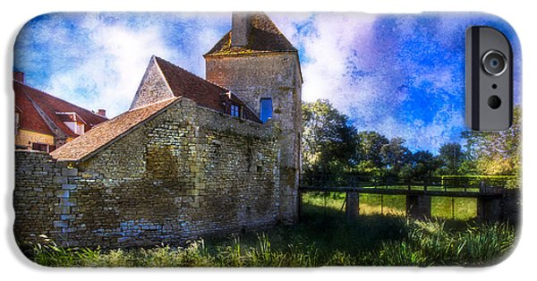 Spring Romance In The French Countryside IPhone 6s Case by Debra and Dave Vanderlaan