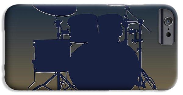 St Louis Rams Drum Set IPhone 6s Case by Joe Hamilton