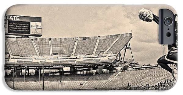 Stadium Cheer Black And White IPhone 6s Case by Tom Gari Gallery-Three-Photography