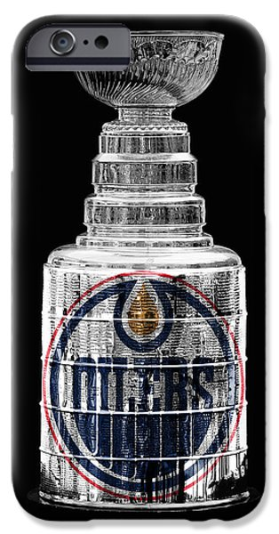 Stanley Cup 11 IPhone Case by Andrew Fare
