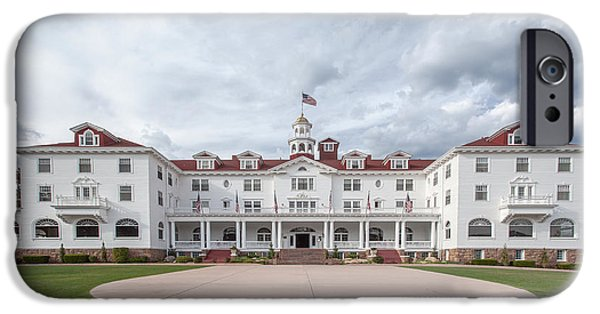 Stanley Hotel Estes Park IPhone Case by Kay Pickens