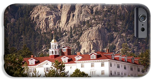 Stanley Hotel Estes Park IPhone 6s Case by Marilyn Hunt