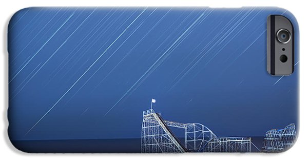 Starjet Under The Stars IPhone Case by Michael Ver Sprill