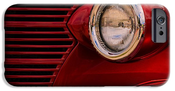 Street Rod 2 IPhone Case by Jack Zulli