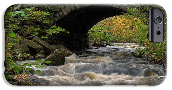 Sudbury River IPhone Case by Juergen Roth