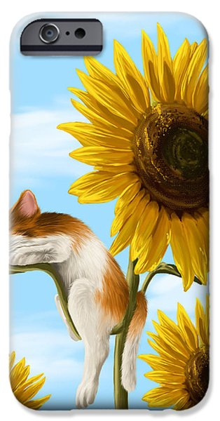 Summer Dream IPhone Case by Veronica Minozzi