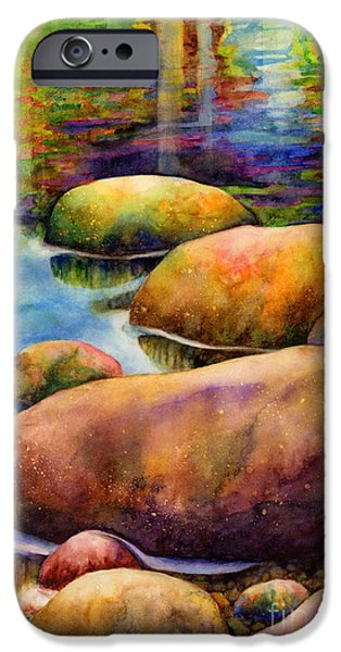 Summer Tranquility IPhone Case by Hailey E Herrera