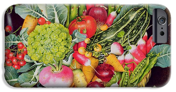 Summer Vegetables IPhone 6s Case by EB Watts