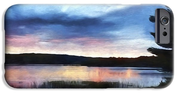 Sunrise Art - New Day IPhone Case by Jordan Blackstone