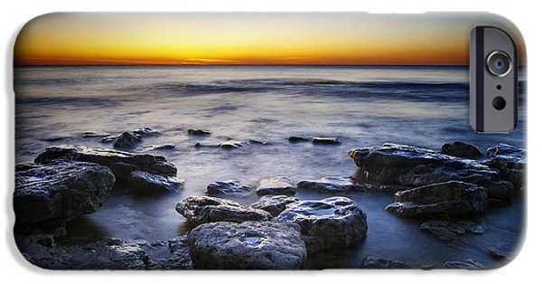 Sunrise At Cave Point IPhone 6s Case by Scott Norris