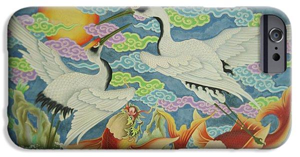 Taiwan, Peimen, Nankunshen Temple IPhone 6s Case by Jaynes Gallery